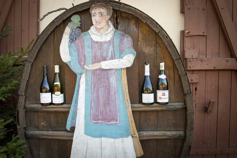 Wino Burgundia wakacje na barce