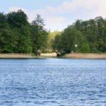 Jezioro Ilińskie Kanał Elbląski wakacje na barce