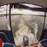 Jezioro Szeląg Wielki Kanał Elbląski