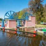 Pochylnia w kątach Rybackich - Kanał Elbląski