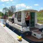 Pochylnia Oleśnica Kanał Elbląski wakacje na barce