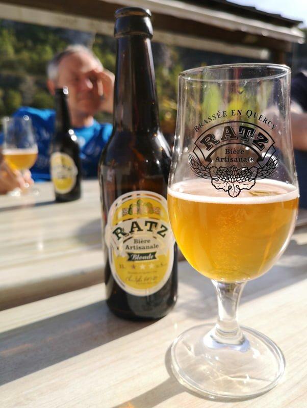 Rocamadour piwo Ratz