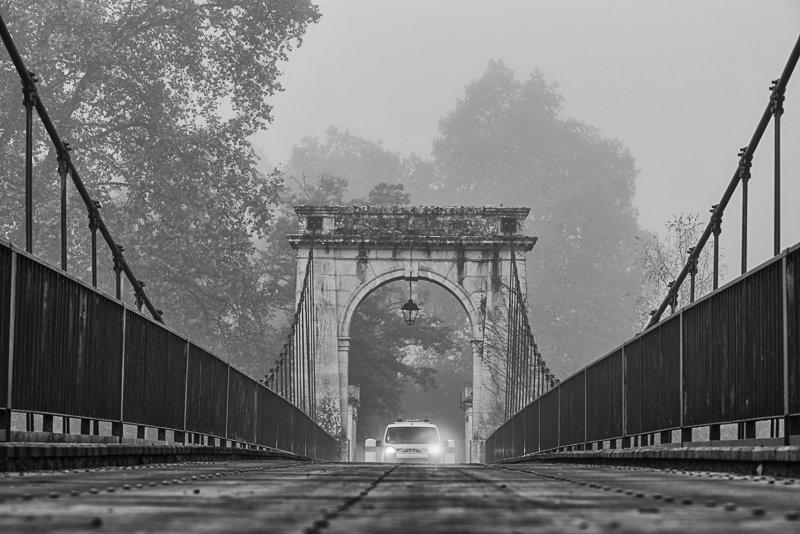 samochód most Vianne