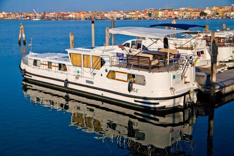 Penichette 1500 FB w bazie w Chioggia