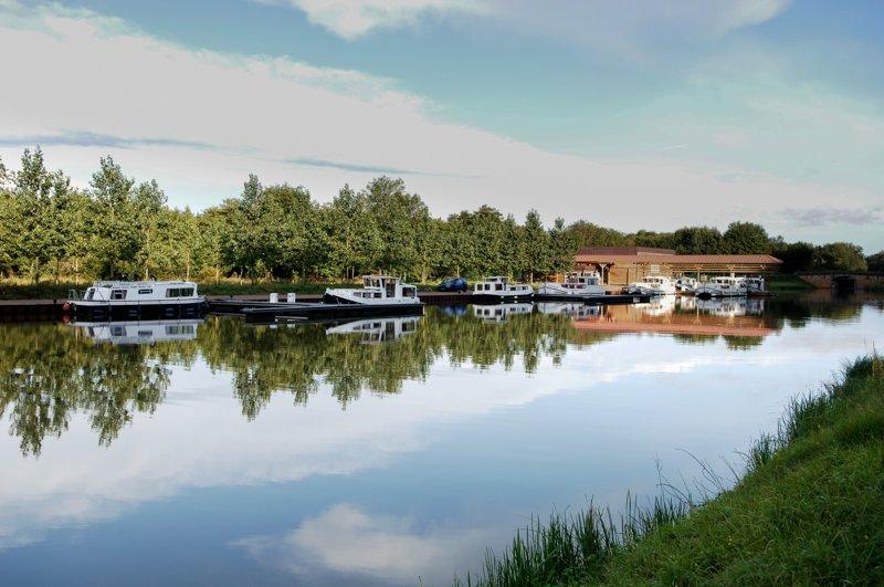 Corbigny barki Burgundia