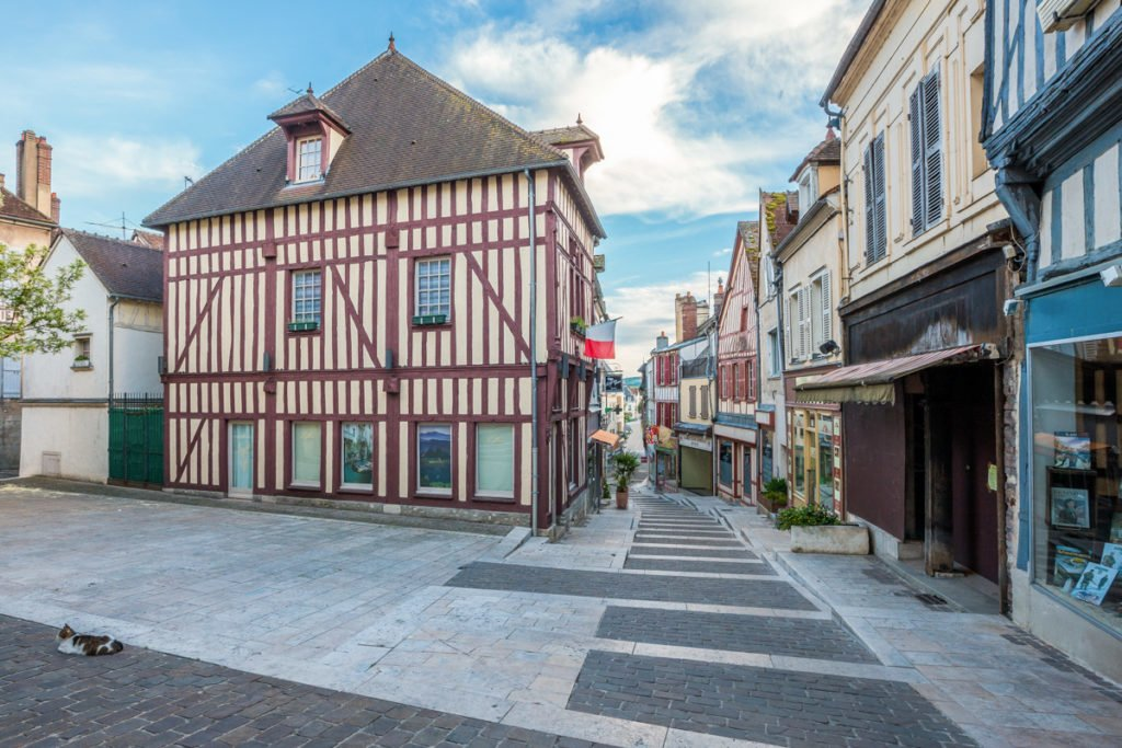 Stare Miasto Joigny