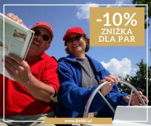 -10% zniżka dla par