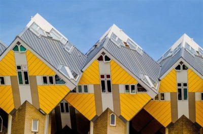 Architektura Rotterdamu