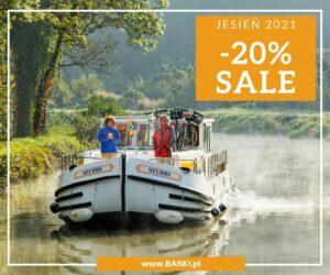 jesień -20% na barki