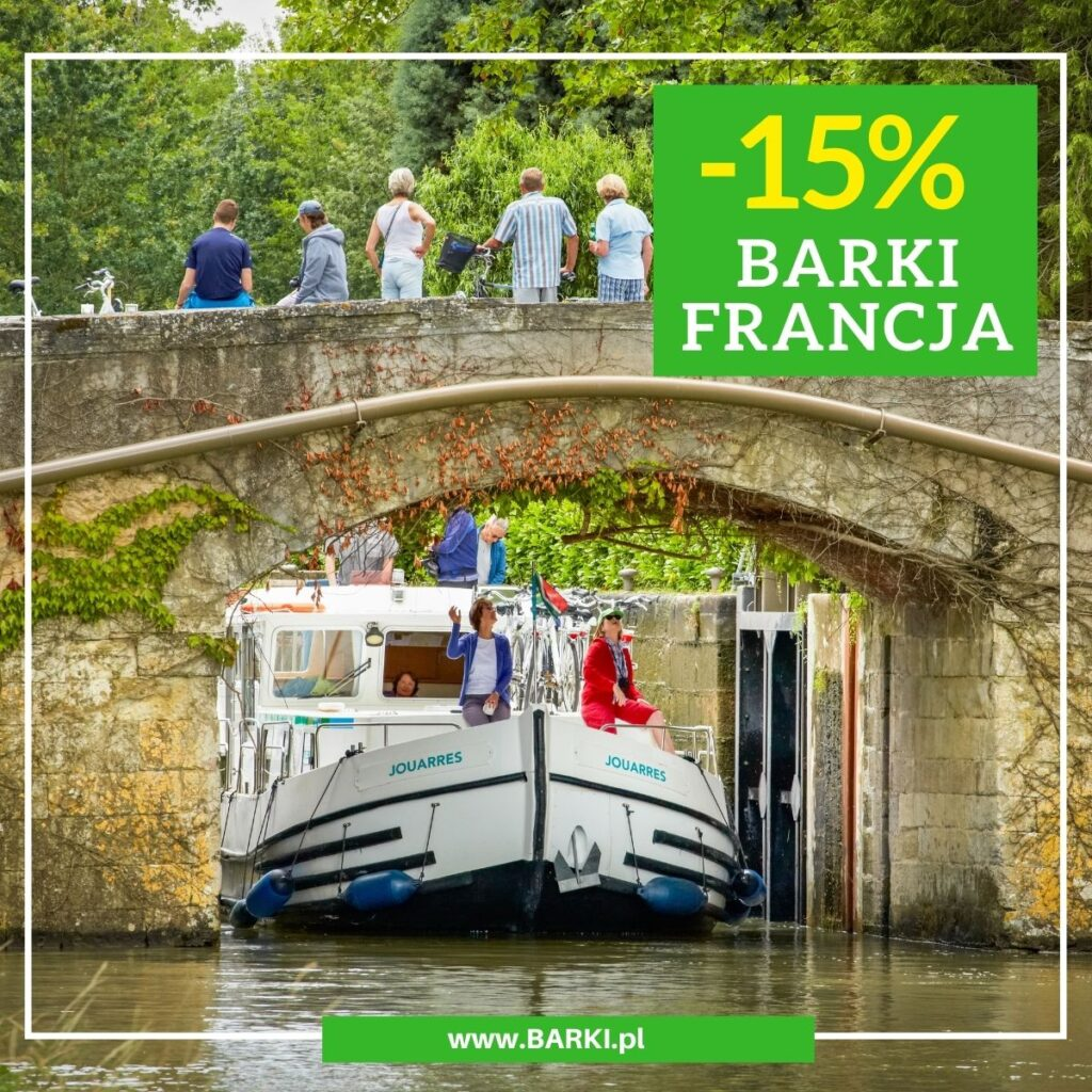 barka most kanał